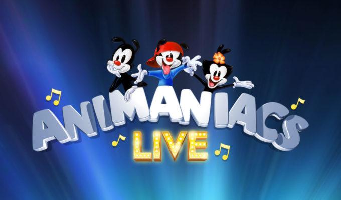 Animaniacs LIVE! – Arlington Music Hall